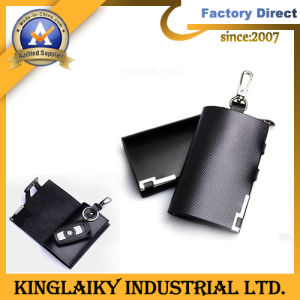 OEM Leather Product Souvenir Item Key Holder (ML-039) pictures & photos