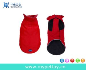 Hot Sellint Red Water-Proof Dog Clothes pictures & photos