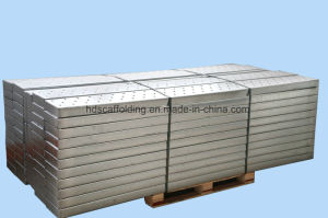 Scaffolding Steel Board/Plank / Metal Deck pictures & photos