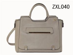Designer Women Fashion PU Lady Handbag Manufacturer (ZXL040) pictures & photos