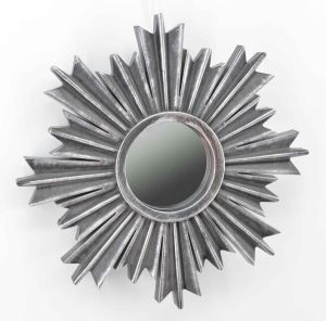 Snowflake Shape Injection Mirror for Wall Deco pictures & photos