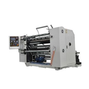 Used of Automatic Paper Tube Slitting Rewinding Machine pictures & photos