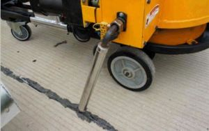 Pavement Irrigation Sewing Machine pictures & photos