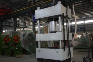Hot Sale 315t 4 Colum Deep Drawing Hydraulic Press pictures & photos