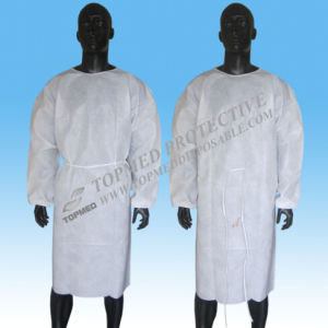 SMS Disposable Sterile Surgical Gown Full Pack Wholesale pictures & photos