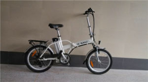 Yifei Folding E Bike Model Tdn01z Ce Approved pictures & photos