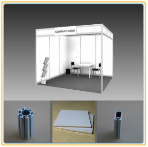 3X3 Auminum Modular Standard Exhibition Booth Display Booth pictures & photos