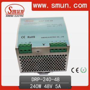 240W 12V/24V/36V/48V Single Output DIN Rail Pfc Switching Power Supply pictures & photos