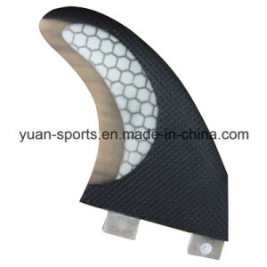 Half Carbon Honeycomb Glassfiber Fcs Surf Fin for Surfboard pictures & photos
