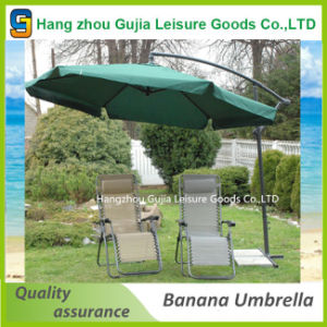 Promotional Outdoor Hanging Umbrella with Custom Printing pictures & photos