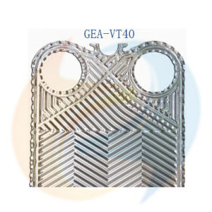 Gea Vt40 Plate Heat Exchanger Spare Parts for Sterilization
