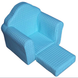 Children Furniture with Ottoman/Kids Furniture/Baby Fabric Sofa (SXBB-141) pictures & photos