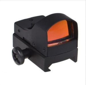 Tactical Mini Compact Holographic Reflex Micro Red DOT Sight Scope for Rifle&Pistol pictures & photos
