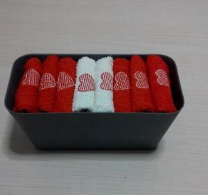 (BC-G1001) Promotional Gift Terry Towel with Storage Box pictures & photos