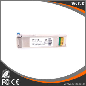 CISCO XFP-10GLR-OC192SR Compatible 10GBase Ethernet and OC-192/STM-64/10G SONET SR-1 LC, 10 Km, 1310 nm XFP transceiver pictures & photos