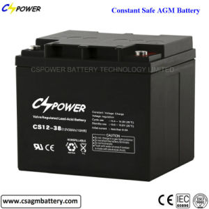 Long Life Lead Acid AGM Battery 12V180ah for Energy Storage pictures & photos