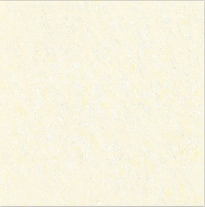 Light Yellow Vitrified Nano Polished Floor Tile pictures & photos
