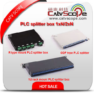 China Supplier High Quality 1xn/2xn PLC Splitter Box pictures & photos