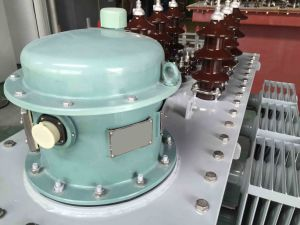 on Load Tap Changer Oil Immersed Power Transformer pictures & photos