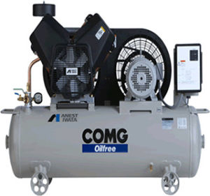 New Conditon Silent Yantian Piston Air Compressor pictures & photos