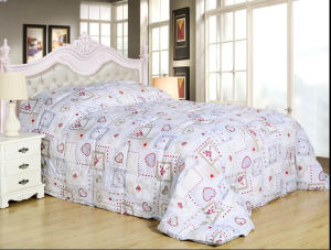 Microfiber Quilt with Disperse Printing