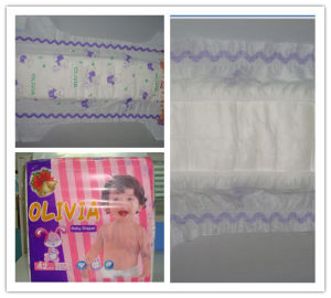 Fujian Province Olivia OEM Own Brand Disposable Baby Diaper Factory pictures & photos
