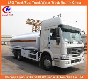 Sinotruk HOWO 6X4 25cbm LPG Bobtail Truck pictures & photos