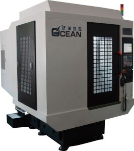 High Precision Metal Tapping and Drilling CNC Machine pictures & photos