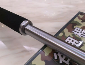Yrg High Quality Alloy Steel Police Telescopic Baton Tactical Batons pictures & photos