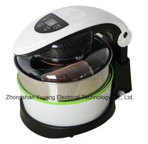 15L Big Capacity Deep Fryer with Expander Ring