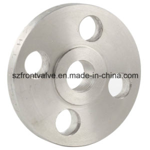 Stainless Steel Raised Face Blind Flange pictures & photos