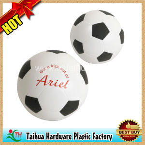 Custom Eco-Friendly PU Golf Ball Stress Toys (PU-081) pictures & photos