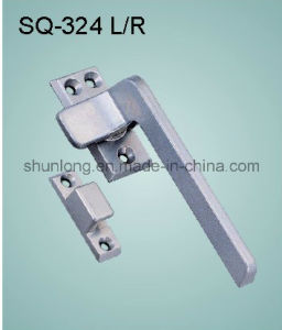 Zinc Alloy Handle for Windows/Doors (SQ-324 L/R) pictures & photos