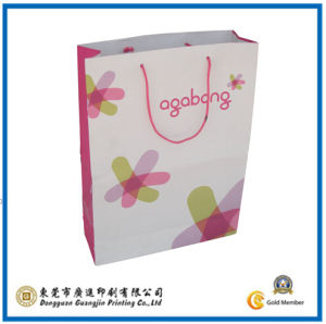 Fashion Garment Paper Packaging Bag (GJ-Bag345) pictures & photos