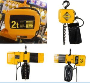 PDH Electric Chain Hoist with Frequency Conversion