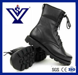Police Tactical Boots/Military Boot (SYX-04B) pictures & photos