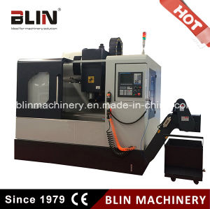 Vmc850/1050 CNC Vertical Machining Center with Japan/Taiwan Parts pictures & photos
