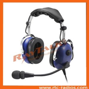 Aviation Pilot Noise Cancelling Headset pictures & photos