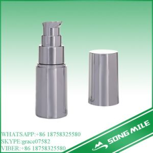50ml UV Cosmetic Packaging Pet Bottle Airless Bottle for Cosmetic pictures & photos