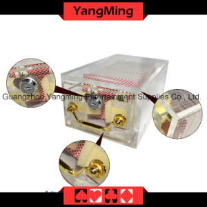 Poker Card Sending Holder (YM-SH01) pictures & photos