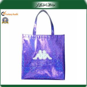 Laser PP Laminated Non Woven Shopping Bag/Tote Bag pictures & photos