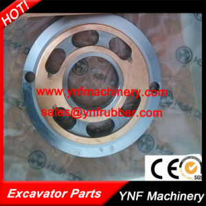 Hydraulic Pump Spare Parts Valve Plate for Hitachi Zx200 pictures & photos