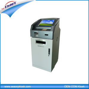 Lobby Touh Screen Medical Report Printing Kiosk pictures & photos