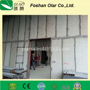 Precast Concrete EPS Sandwich Partition Board (Wall Panel) pictures & photos