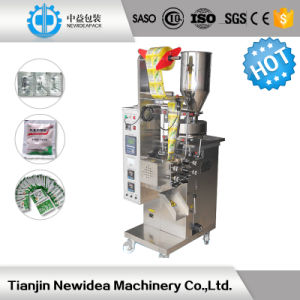Sugar Salt Rice Grain Beans Peanuts Sunflower Seeds Granule Packing Machine (ND-DXD-K40) pictures & photos