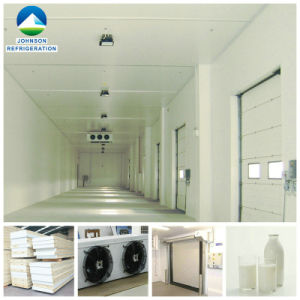 2~6 Centi-Degree Cold Storage Room for Milk and Cheese