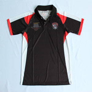 Short Sleeve Free Printed Polo T-Shirt Customized Logo pictures & photos