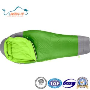 Waterproof Traveling Mummy Camping Sleeping Bag pictures & photos