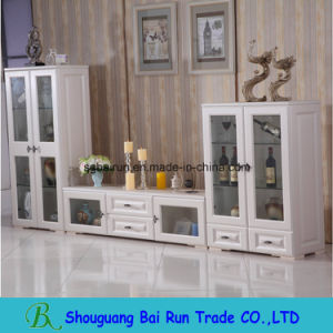 Living Room Furniture Melamine Particle Board Cabinet pictures & photos