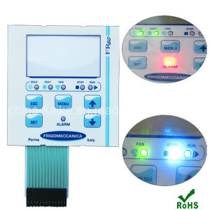 Membrane Switch with LED pictures & photos